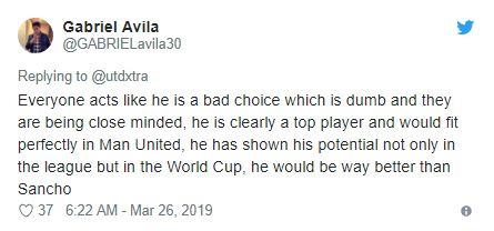 Fan Man Utd: Cậu ấy rẻ, giỏi hơn cả Sancho - Bóng Đá