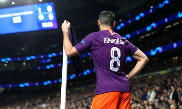 Thành Manchester rộn ràng: Gundogan đi, Niguez đến - Bóng Đá
