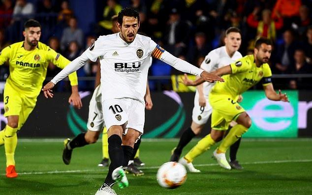 Cazorla ghi bàn, Villarreal vẫn thất thủ trước Valencia - Bóng Đá
