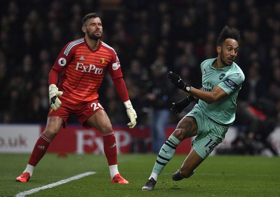 '11 đấu 11, Watford sẽ thắng. Arsenal thật yếu đuối' - Bóng Đá