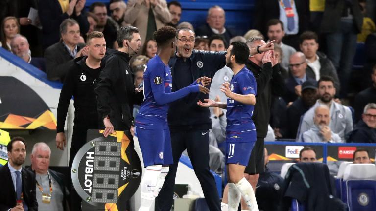 Maurizio Sarri chỉ ra vấn đề của Chelsea - Bóng Đá