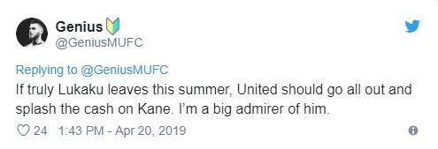 Fan MU phản ứng khi bán Lukaku - Bóng Đá