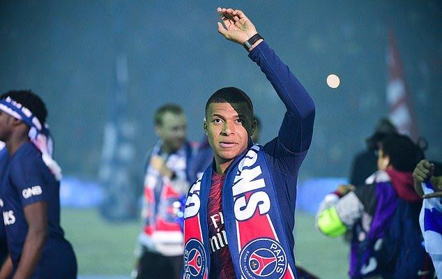 Neymar Mbappe, PSG chọn ai - Bóng Đá