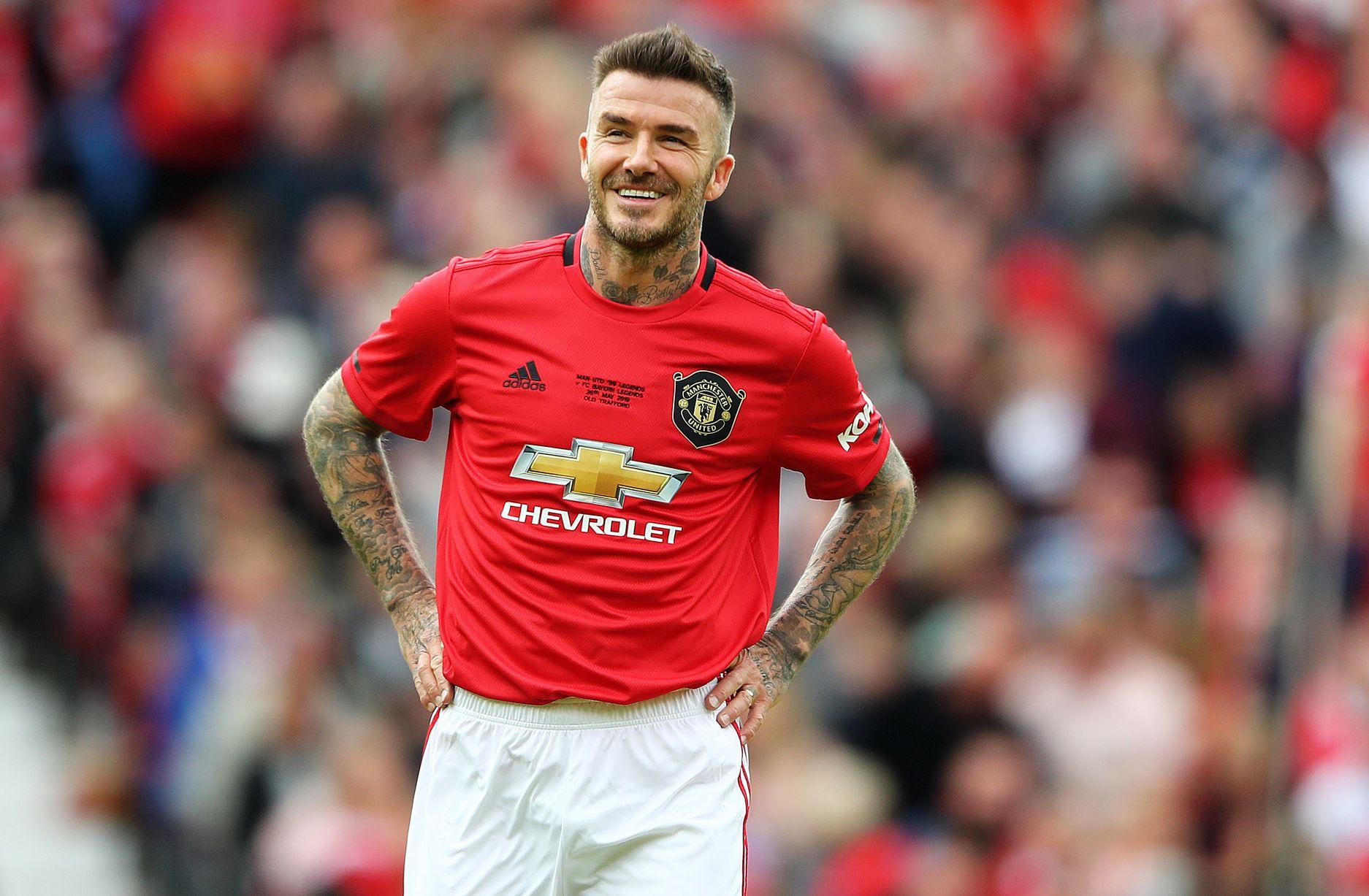 Fan Mu nói về Beckham - Bóng Đá