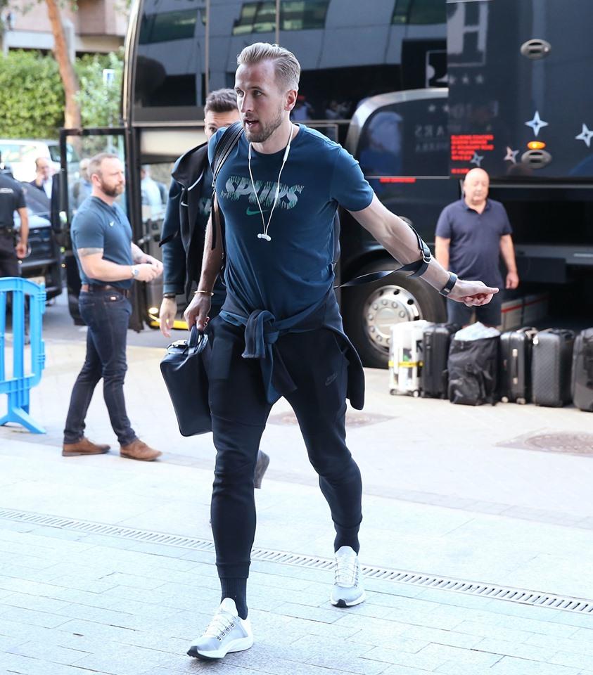 Tottenham Hotspur hạ cánh ở Madrid - Bóng Đá