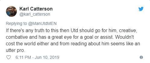 Manchester United fans react to Donny van de Beek transfer speculation - Bóng Đá