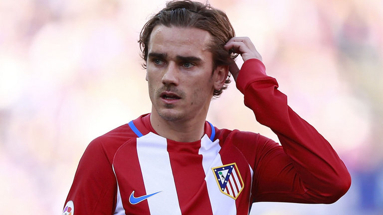 Report: Manchester United willing to make £95 million bid for Atletico Madrid forward Antoine Griezmann - Bóng Đá