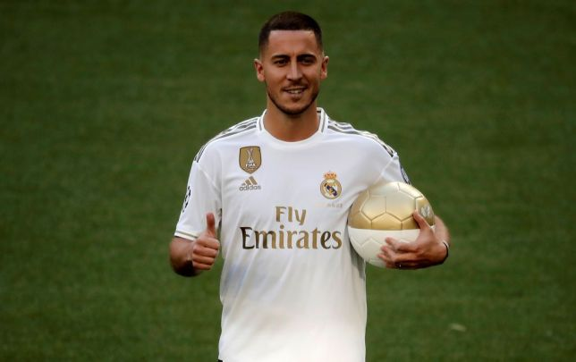 Hazard nói lời chuẩn xác về tin đồn Pogba đến Real - Bóng Đá