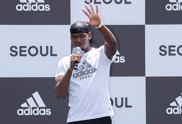 Paul Pogba 'insists on Real Madrid move' despite Manchester United refusing to sell him with Zinedine Zidane determined to make it happen - Bóng Đá