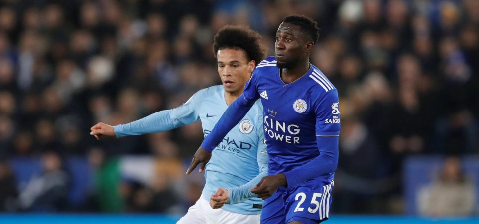 Get him ASAP: Man United fans urge club to sign Ndidi from Leicester - Bóng Đá