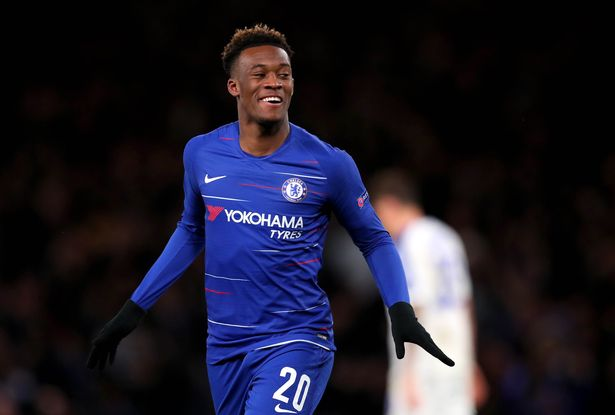 The 4 ways Callum Hudson-Odoi could line up under Lampard & Morris if they take Chelsea job - Bóng Đá