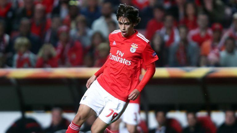 Benfica ra thông báo vụ Felix - Bóng Đá