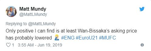 Manchester United fans react to Aaron Wan-Bissaka's England performance amid transfer chase - Bóng Đá