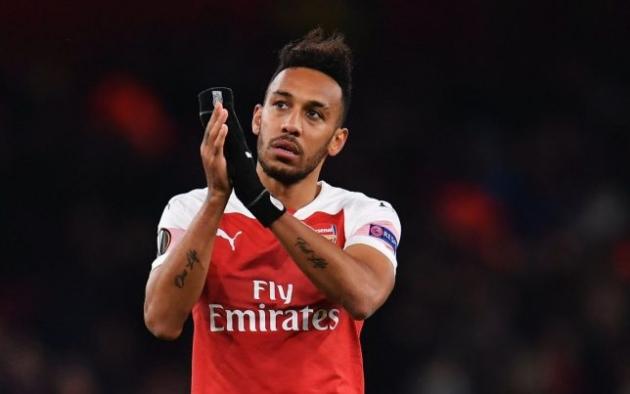 Man Utd backed to make SHOCK £70m move for Arsenal ace Pierre-Emerick Aubameyang - Bóng Đá