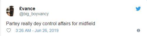 Manchester United fans urge club to sign Thomas Partey - Bóng Đá