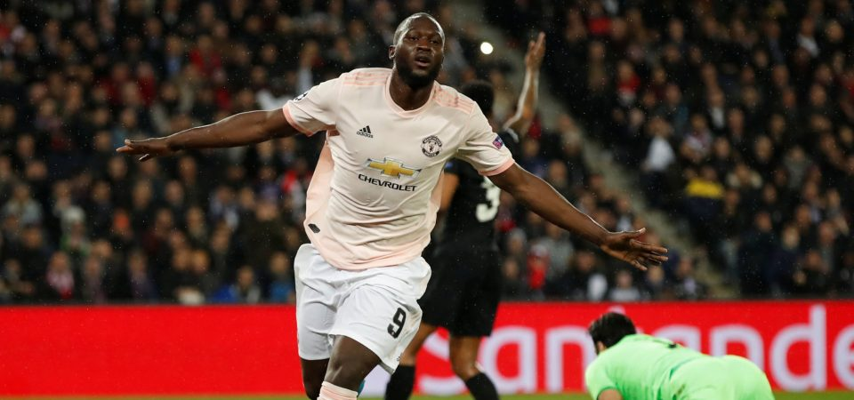 'Inter are trying to sign him' - Romelu Lukaku's agent confirms talks are underway ahead of Man United exit - Bóng Đá