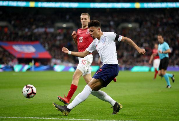 Why Wayne Rooney told Jadon Sancho to snub Man Utd transfer and stay at Borussia Dormund - Bóng Đá