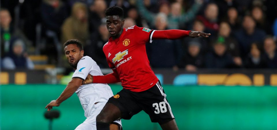 Manchester United fans react as Aston Villa line up Tuanzebe loan - Bóng Đá