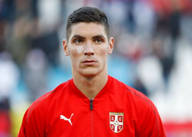 Manchester United fans react to fresh Nikola Milenkovic approach - Bóng Đá