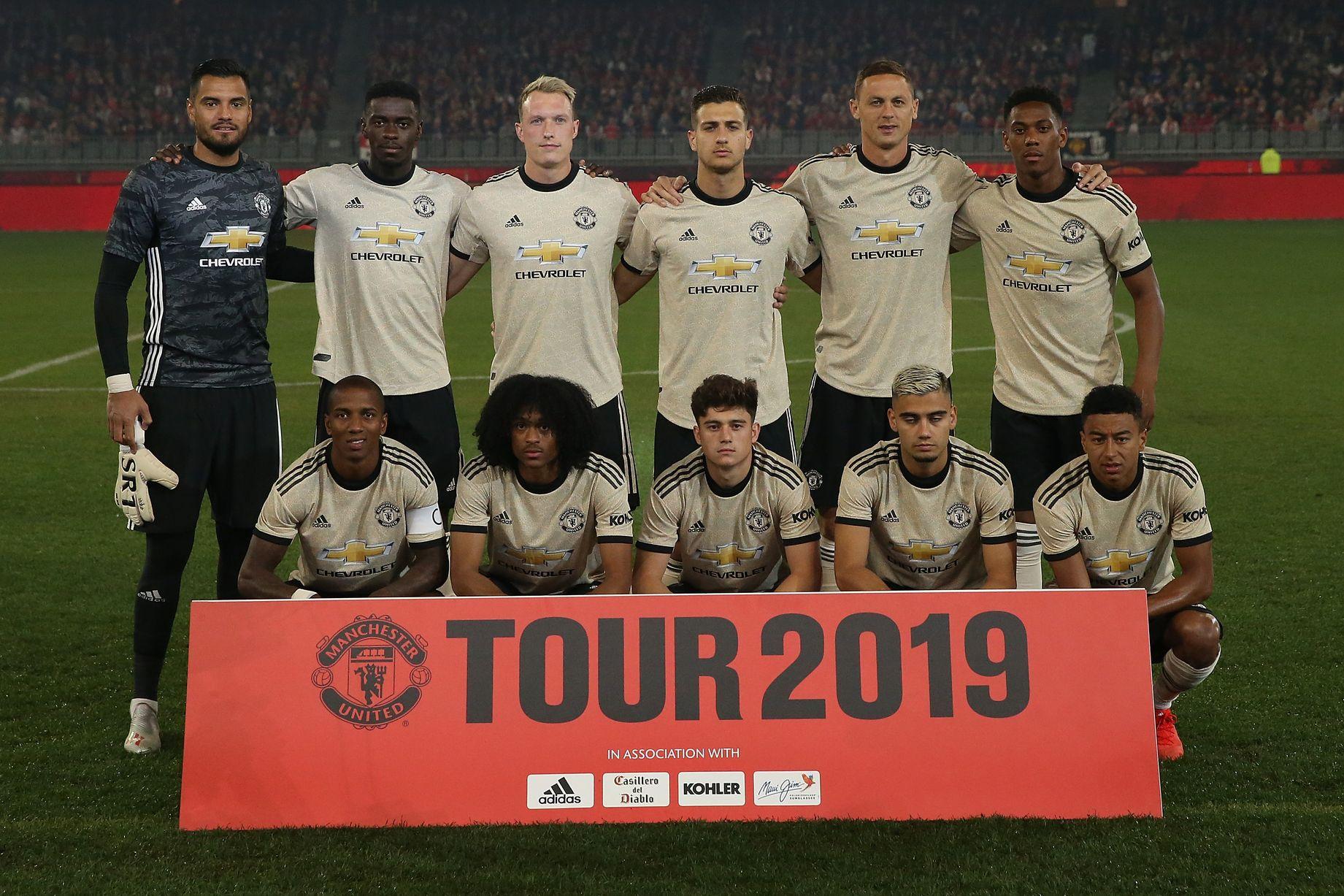Manchester United player ratings: Daniel James and Marcus Rashford good vs Perth Glory - Bóng Đá