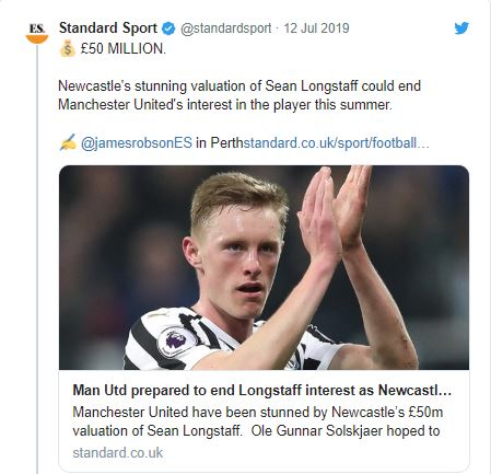 Manchester United fans react as interest in Sean Longstaff cools - Bóng Đá