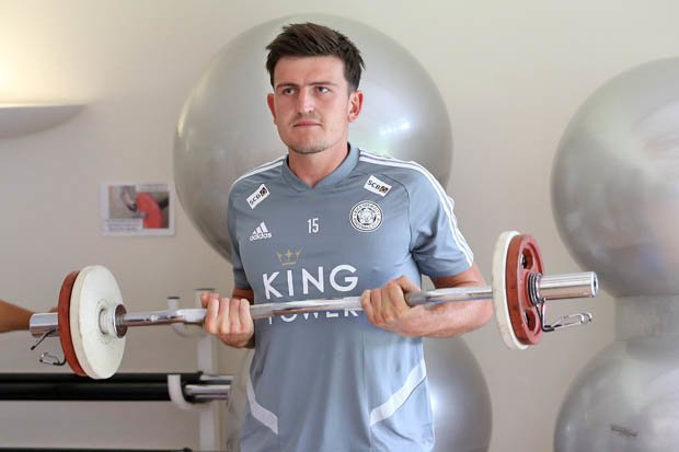 Man Utd edge closer to £75m deal as Harry Maguire tells Leicester he wants to leave - Bóng Đá