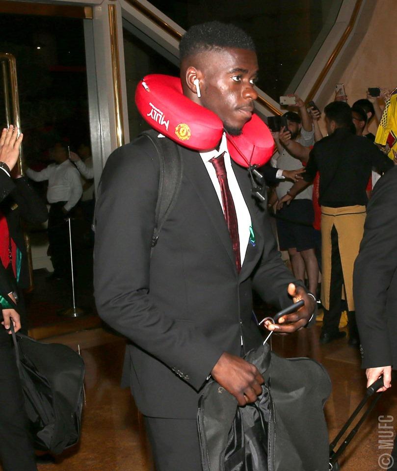 Man Utd đến Singapore - Bóng Đá