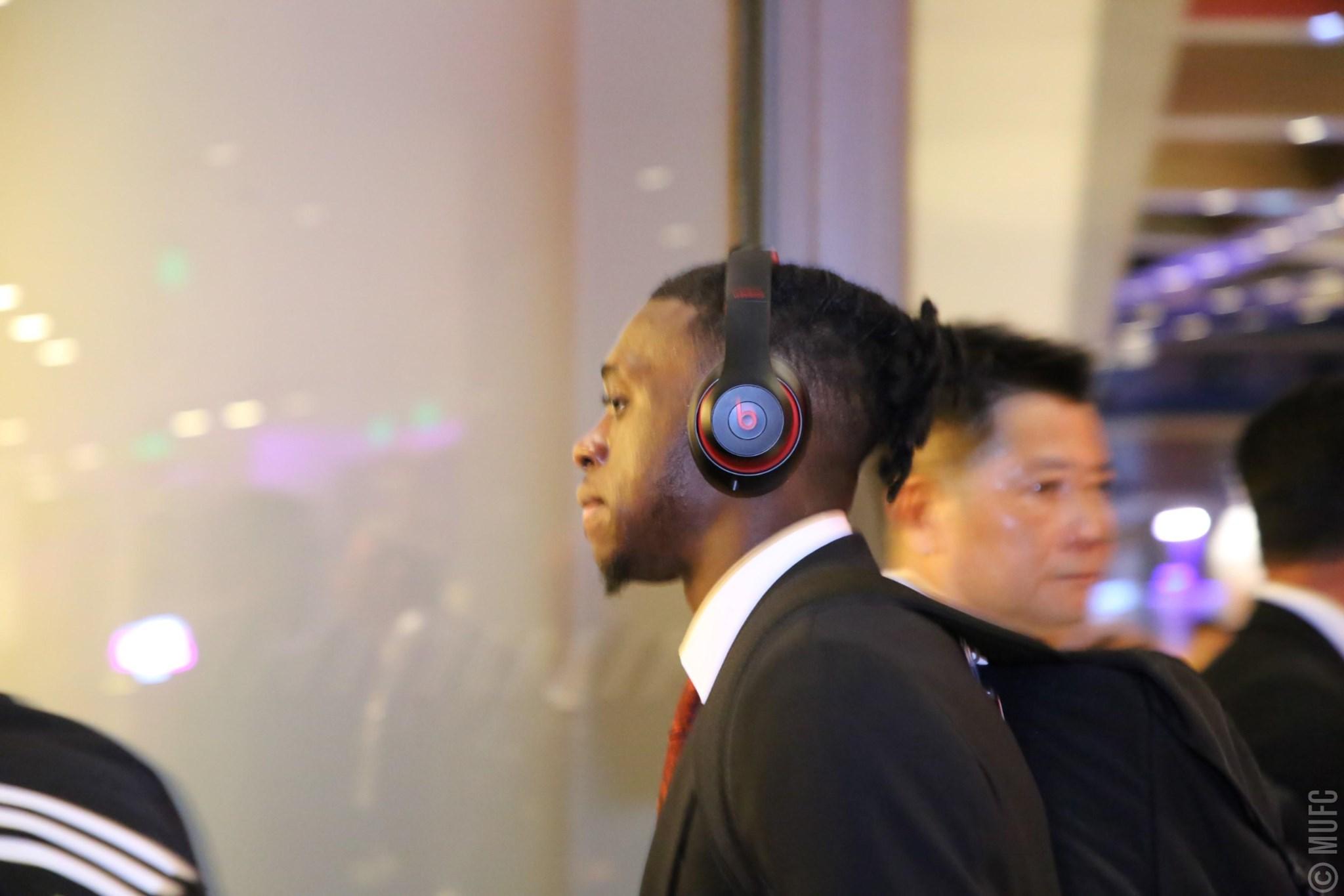Ảnh mU ở Thượng Hải - Bóng Đá