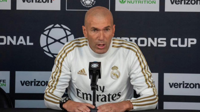 Zidane: Bale played a good game, and I'm happy for him - Bóng Đá