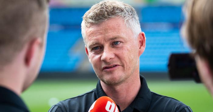 Manchester United manager Ole Gunnar Solskjaer speaks out on Harry Maguire transfer - Bóng Đá