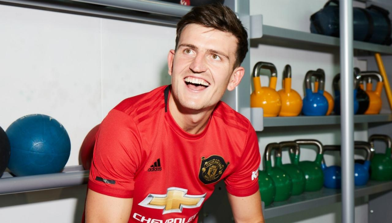 CONFIRMED: MAGUIRE'S SQUAD NUMBER WITH UNITED - Bóng Đá