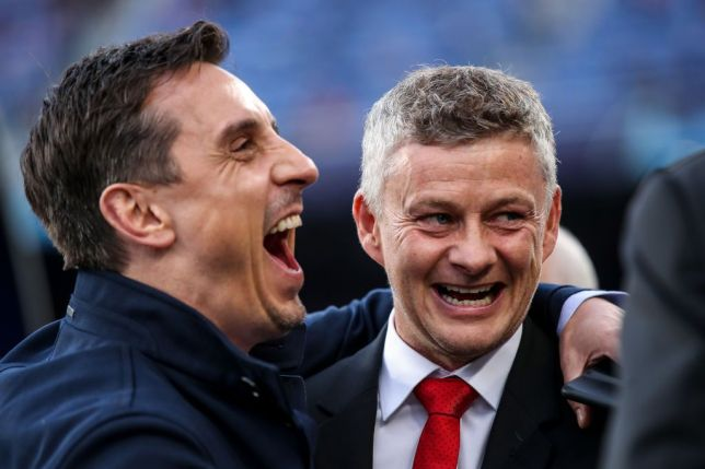 Gary Neville says Ole Gunnar Solskjaer wants to offload more Man Utd players and defends letting Ander Herrera leave - Bóng Đá