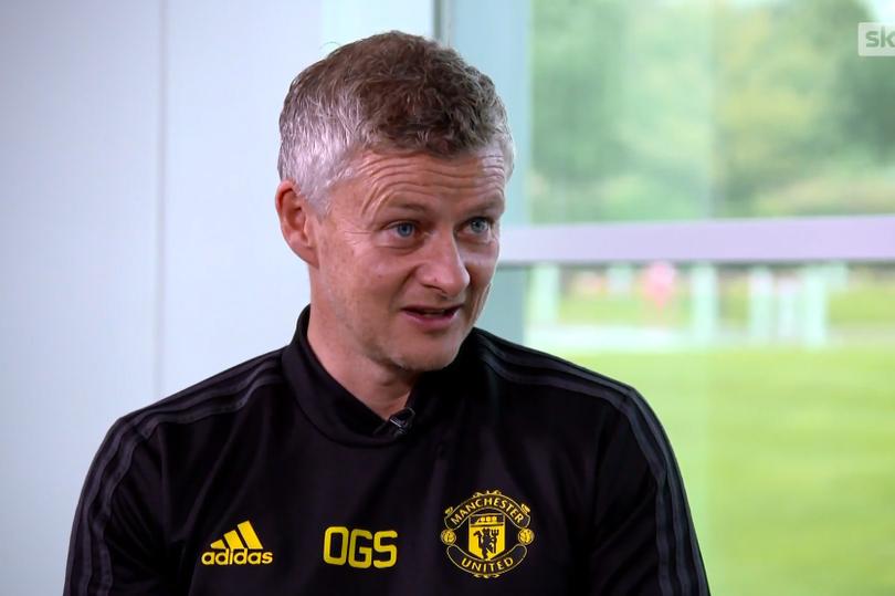 Solskjaer reveals how Daniel James set the standard on his first day at Manchester United - Bóng Đá