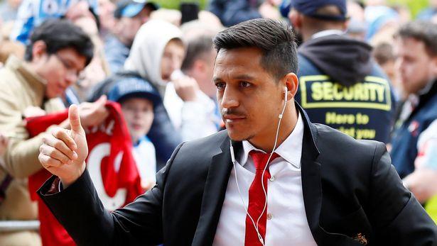 Alexis Sanchez could leave Manchester United, says Ole Gunnar Solskjaer - Bóng Đá