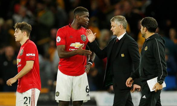 Why Manchester United did not make a substitution sooner vs Wolves - Bóng Đá