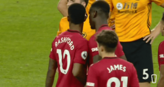 Manchester United star Marcus Rashford told Paul Pogba he was happy for him to take penalty - Bóng Đá