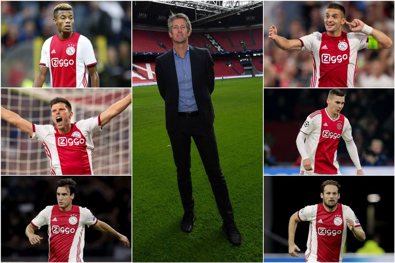 Edwin van der Sar's 15 Ajax signings rated amid Manchester United technical director speculation - Bóng Đá
