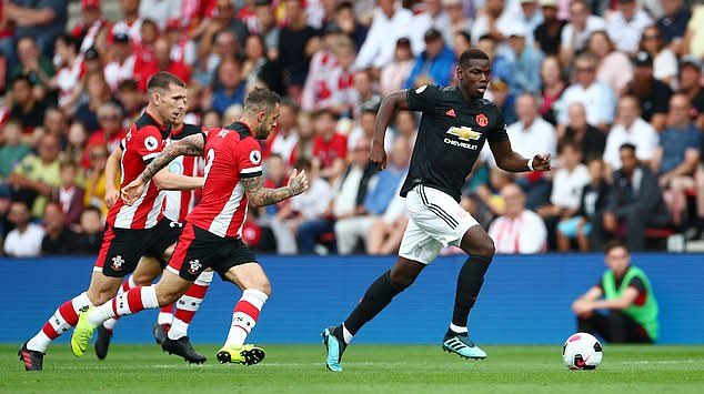 Man United vs Leicester City combined XI - Bóng Đá