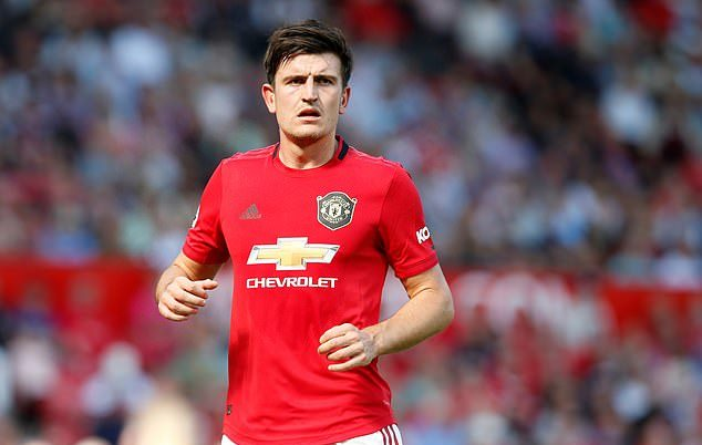 'He can be captain of a big club': Ole Gunnar Solskjaer backs Harry Maguire to become Manchester United captain - Bóng Đá