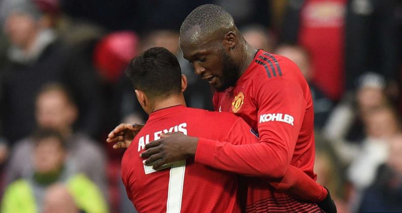 Sanchez: You won't find anyone like Lukaku anywhere in the world - Bóng Đá