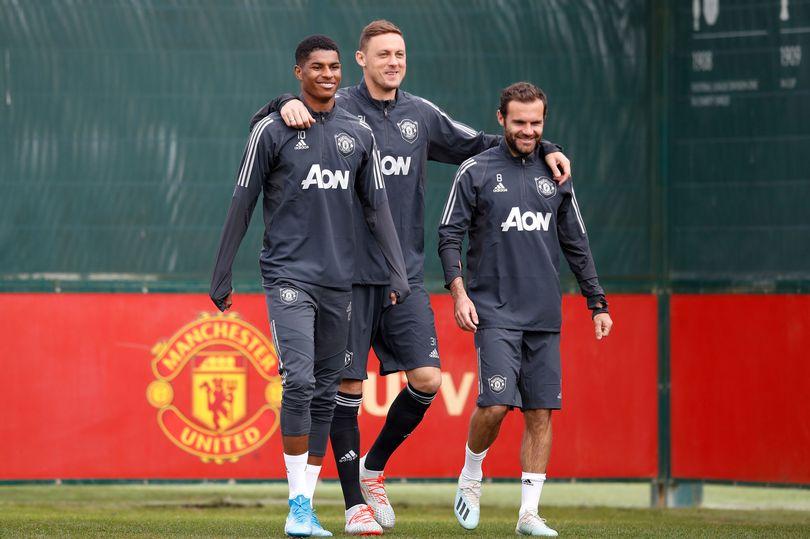 Manchester United training squad ahead of Astana FC fixture revealed - Bóng Đá