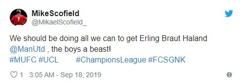 """Needed at United next season"" : These fans suggest prolific ace Erling Haaland should move to Old Trafford - Bóng Đá"