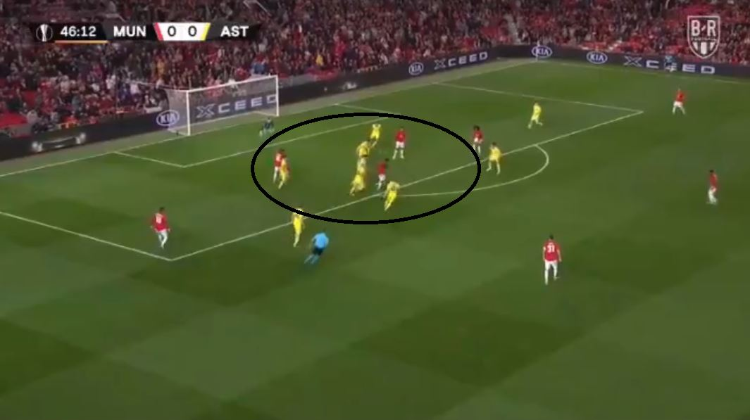 Angel Gomes left 5 Astana players for dead with a Cruyff turn in Manchester United win - Bóng Đá