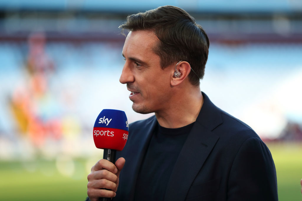 Gary Neville names three key West Ham threats - Bóng Đá