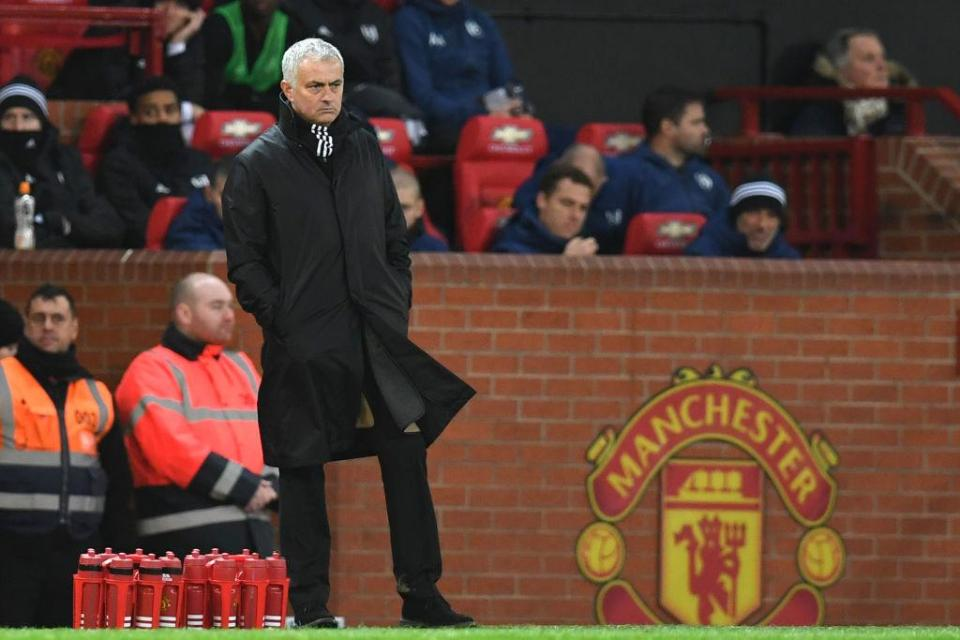 Jose Mourinho reveals he believes Manchester United will finish 'between fourth and sixth' in Premier League this season - Bóng Đá