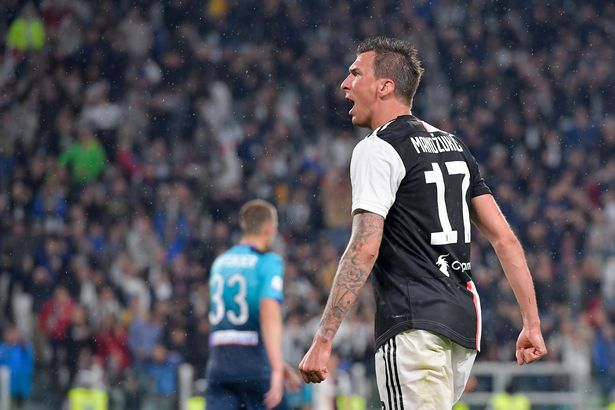 Man Utd eye new year move for Juventus striker Mandzukic - Bóng Đá