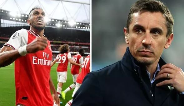 'Arsenal next… that game doesn't worry me' - Gary Neville gives bold Man Utd verdict - Bóng Đá