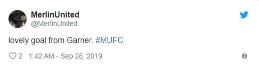 Manchester United fans react to James Garner's latest under-23 performance - Bóng Đá