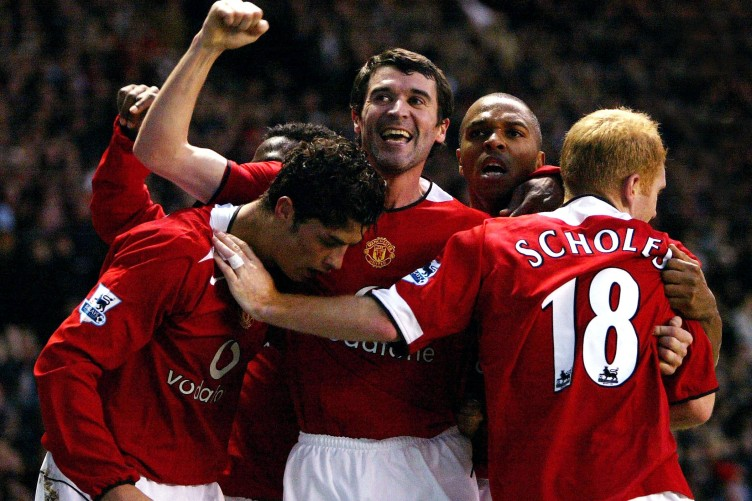 FAB FIVE Manchester United legend Roy Keane leaves out Cristiano Ronaldo from list of five world class team-mates, but includes Paul Scholes - Bóng Đá