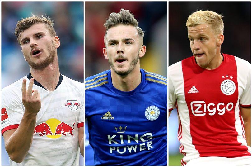 Six players Manchester United should scout during the international break - Bóng Đá